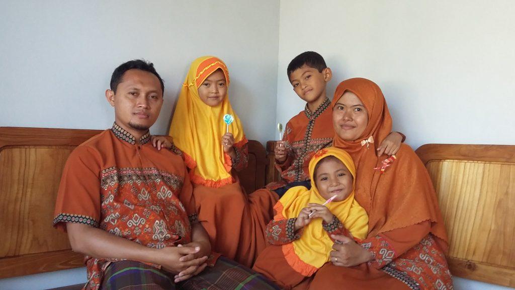 keluarga Anang Sutrisno