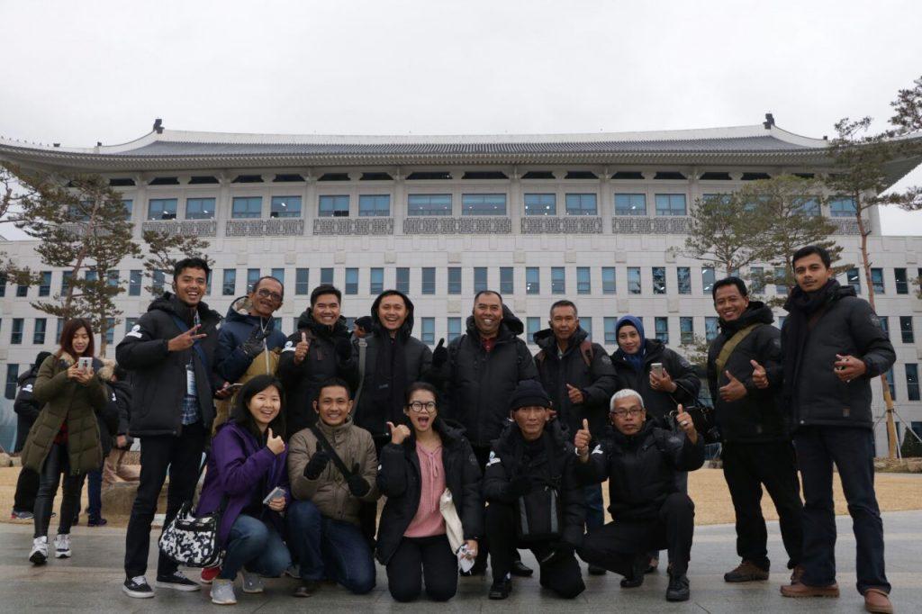 Foto di Depan Kantor Provinsi Gyeongsangbuk-Do